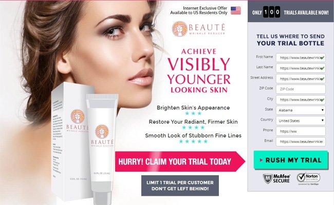 Beauty Wrinkle Reducer